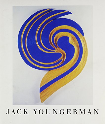 JACK YOUNGERMAN. EXHIBITION. NEW YORK. 1986. (Weight= 400 grams)