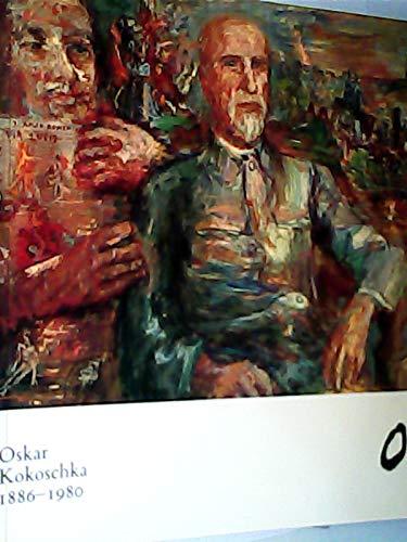 9780892070596: Oskar Kokoschka 1886-1980