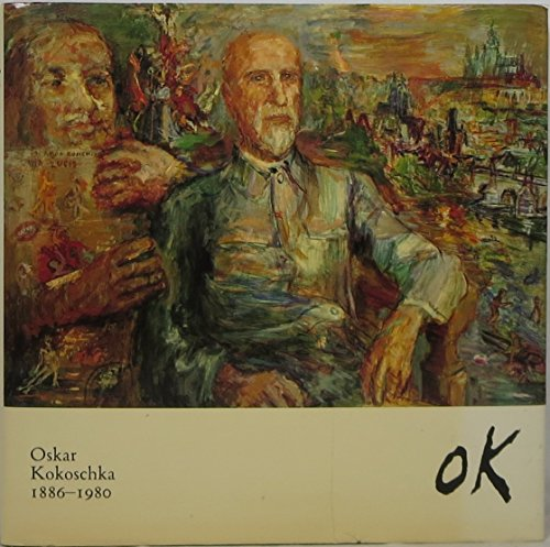 9780892070602: Oskar Kokoschka 1886-1980