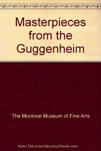 Masterpieces from the Guggenheim