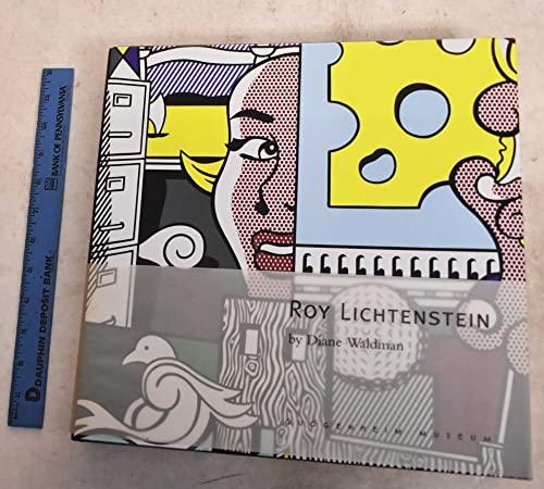 9780892071081: Roy Lichtenstein