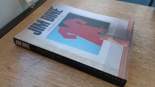 Jim Dine : Walking Memory, 1959-1969: Jim] Celant, Germano