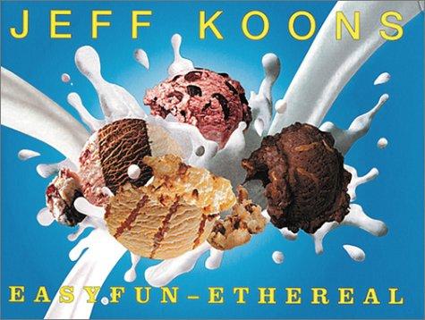Jeff Koons: Easyfun Ethereal (signed): Jeff Koons