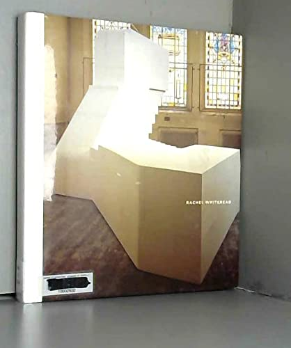 9780892072521: Rachel Whiteread: Transient Spaces