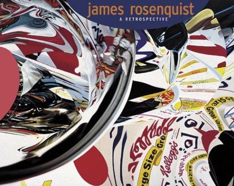 9780892072675: James Rosenquist. A retrospective