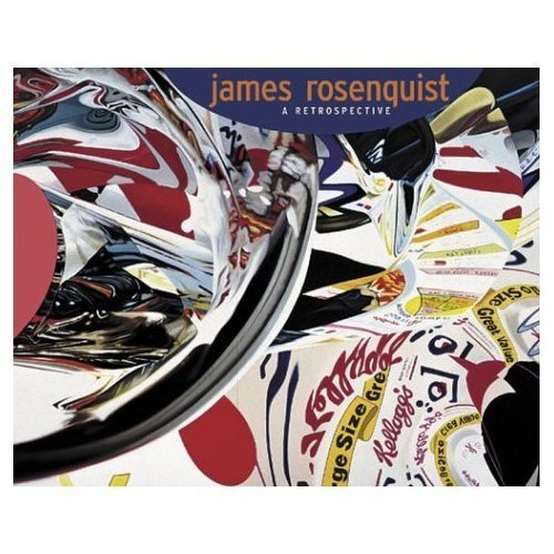 9780892072682: James rosenquist: retrospective (cat.exposicion) (ingles)