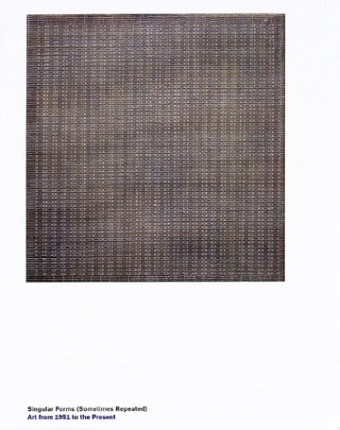 Singular Forms (Sometimes Repeated): Agnes Martin, Drew