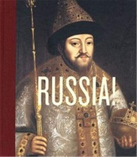 9780892073320: Russia!: The Majesty Of The Tsars