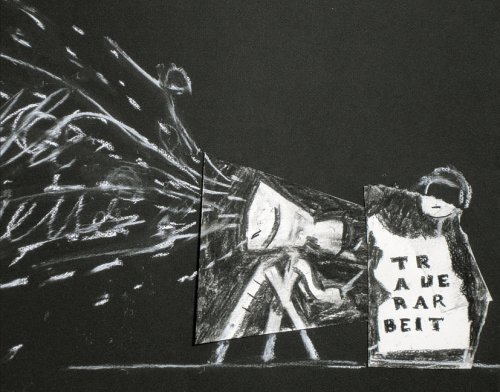 William Kentridge: Black Box/Chambre Noire (9780892073399) by Maria-Christina Villasenor