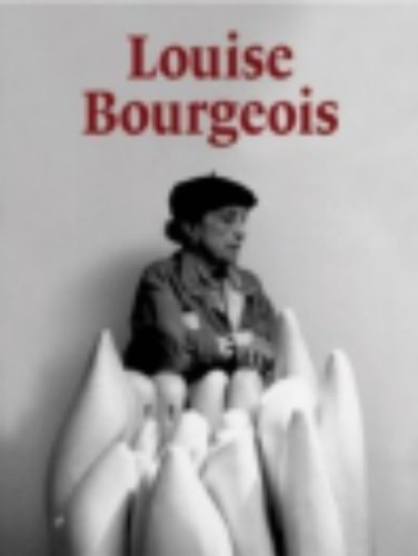9780892073795: Louise Bourgeois