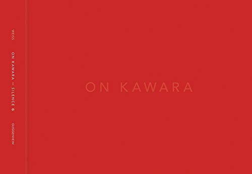 9780892075195: On Kawara ― Silence