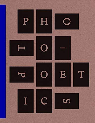 Photo-Poetics: An Anthology: Blessing, Jennifer