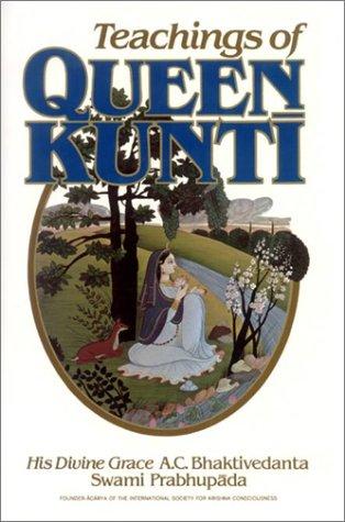 9780892131020: Teachings of Queen Kunti