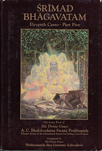 9780892131266: Srimad-Bhagavatam: Eleventh Canto - Part Five