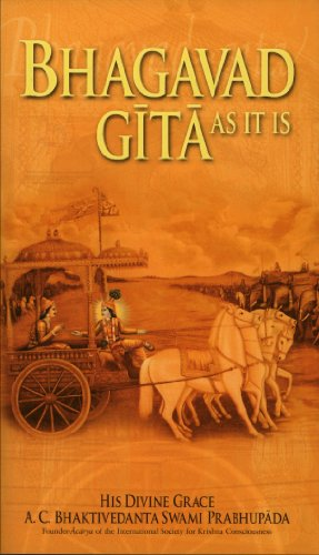 Bhagavad-Gita as It Is (Second Edition)