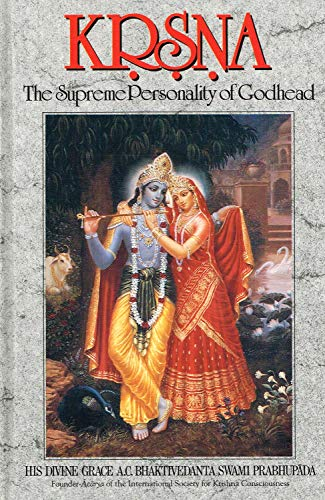 9780892131365: Krsna: Pt. 1: The Supreme Personality of Godhead