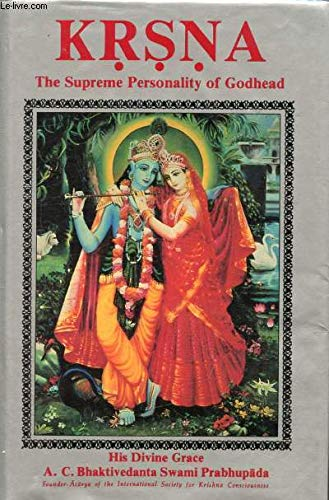 9780892131365: Krsna: Pt. 1: The Supreme Personality of Godhead