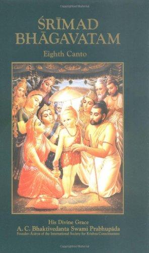 Srimad-Bhagavatam: Bhagavata Purana (18 Vol. Set): A. C. Bhaktivedanta