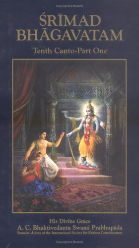 9780892132614: Srimad Bhagavatam Tenth Canto Part One