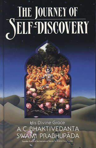 The Journey of Self-Discovery: Articles from Back to Godhead Magazine