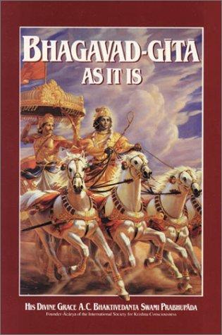 9780892132850: Bhagavad-Gita As It Is