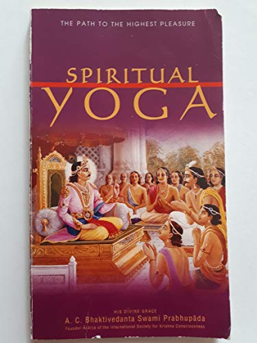 9780892133307: Spiritual Yoga