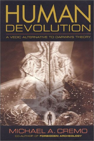 9780892133345: Human Devolution: A Vedic Alternative to Darwin's Theory