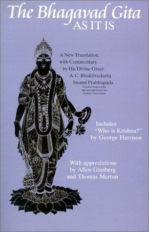 9780892133383: The Bhagavad Gita As It Is