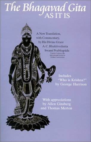 9780892133383: The Bhagavad Gita As It Is