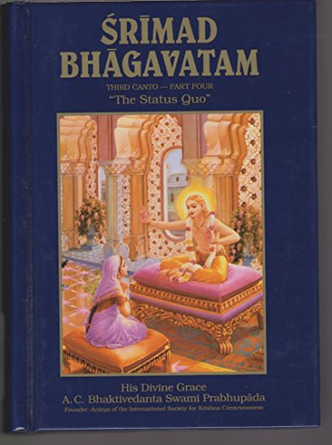 9780892134083: Srimad Bhagavatam - Fourth Canto - Part Two: