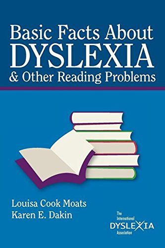 9780892140640: Basic Facts About Dyslexia & Other Reading Problems
