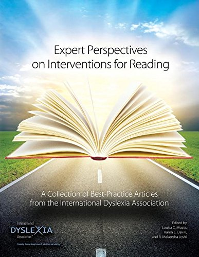 9780892140671: Expert Perspectives on Interventions For Reading