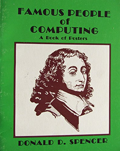 9780892181100: Famous People of Computing: A Book of Posters