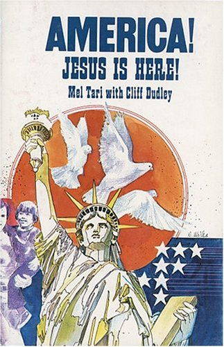 9780892210213: America! Jesus Is Here