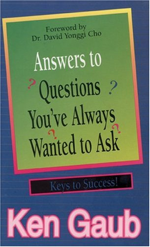 9780892212071: Answers to Questions You Always Wanted to Ask