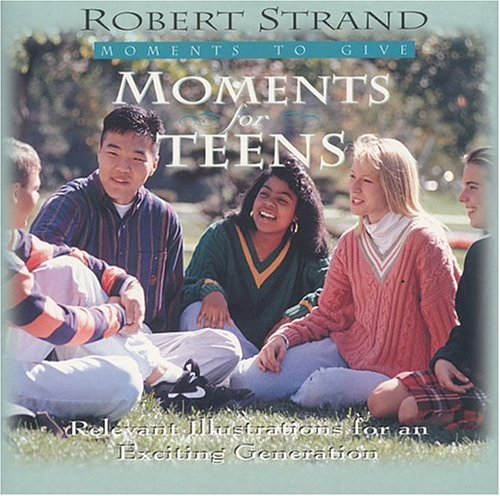 9780892212880: Moments for Teens (Moments to Give)