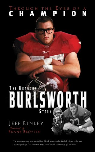 9780892215102: Through the Eyes of a Champion: The Brandon Burlsworth Story