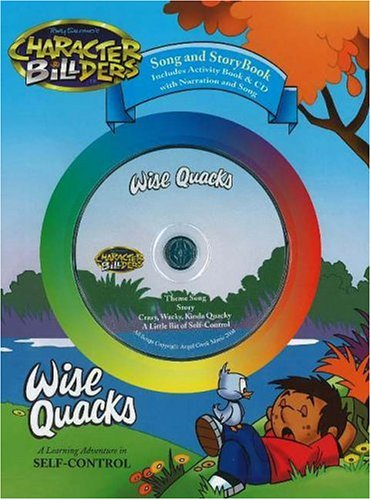 Wise Quacks: Character Billders (0892216042) by Tony Salerno