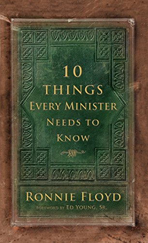 9780892216550: Ten Things Every Minister Needs to Know