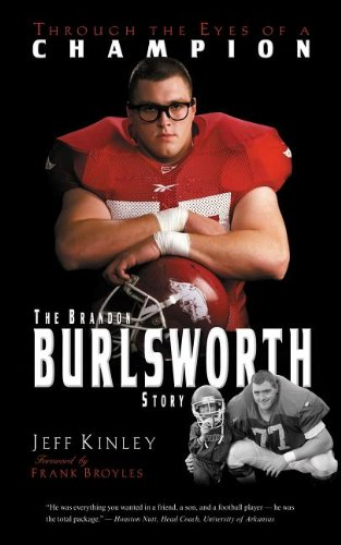 9780892217182: Through the Eyes of a Champion: The Brandon Burlsworth Story