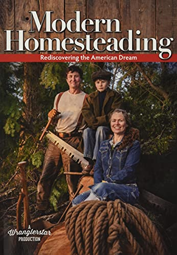 9780892217373: Modern Homesteading: Rediscovering the American Dream