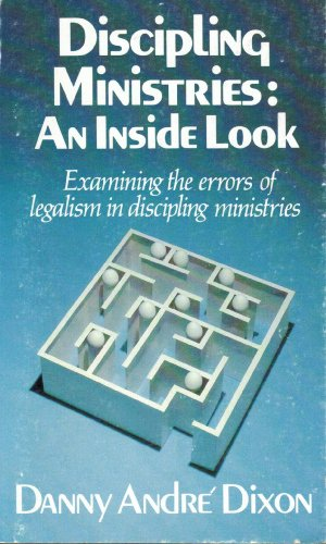 9780892253074: Discipling Ministries: An Inside Look