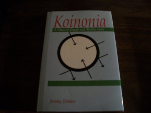 Koinonia: A place for tough and tender: Jimmy Jividen