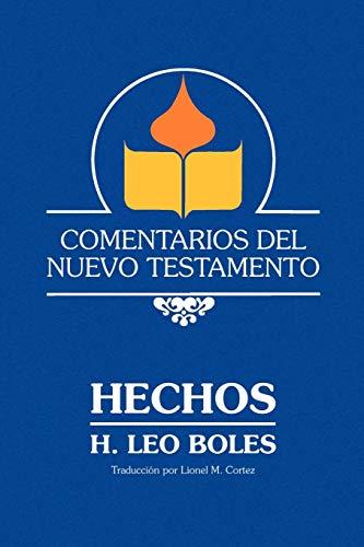 9780892253982: Comentarios Del Nuevo Testamento - Hechos (Paper) (Spanish Edition)