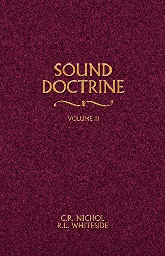 9780892254828: Sound Doctrine Vol. 3