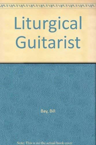 9780892280551: Liturgical Guitarist