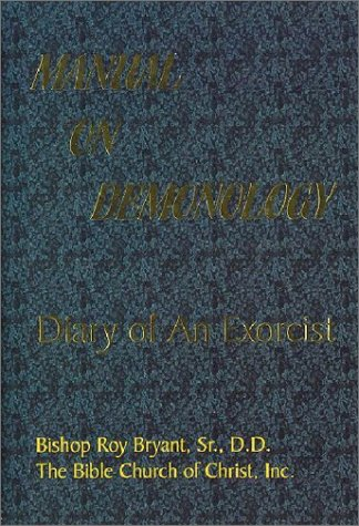 9780892281237: Manual on Demonology: Diary of an Exorcist
