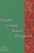 9780892281329: Discipline in Family Resource Management