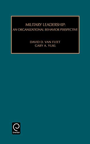9780892325542: Military Leadership: An Organizational Behavior Perspective: 3