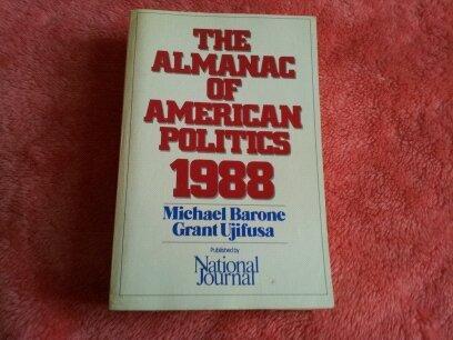 9780892340385: Almanac of American Politics, 1988